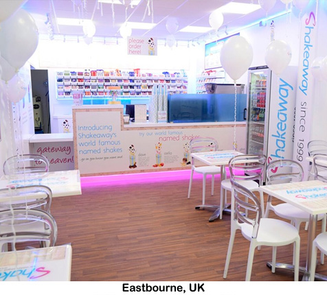 Eastbourne-franchise