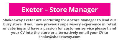 Exeter Store-Manager