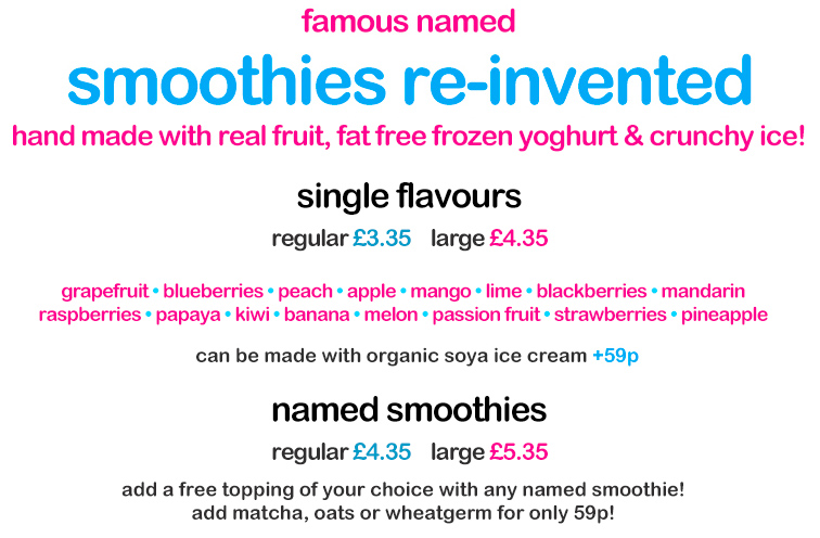 1-smoothies