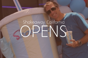Skateboard legend 'Tony Hawk' opens our new California store!