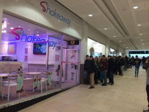 Shakeaway Southend Grand Re-opening