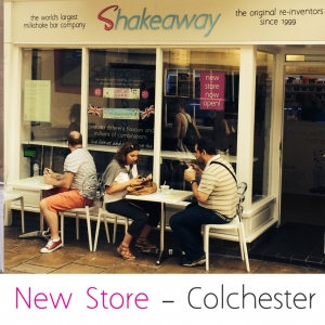 Colchester – Reopens!
