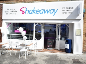 Shakeaway Plymouth Grand Re-opening