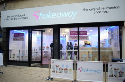Shakeaway Norwich opens it's doors!