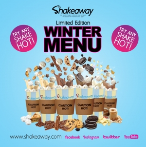 Stay warm this winter at Shakeaway