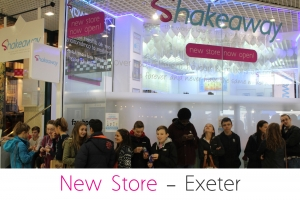 New Store Opening – Exeter