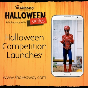 Our Halloween selfie competition launches